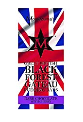 Innovative British chocolate Free from: gluten, colourings, preservatives & GM Suitable for vegans