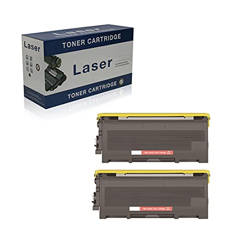 Compatible Reemplazo Cartuchos De Tóner para Brother TN2115 TN-2115 para Su Uso con Brother HL-2170N 2140 2150N DCP-7030 7032 7040 7045 MFC-7440N 7340 7450 7345N Impresora,2 Pack