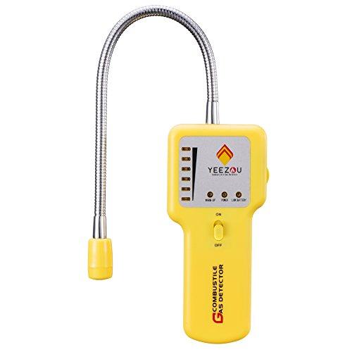 PROtastic® Y201 Detector de Sensor de Gas portátil
