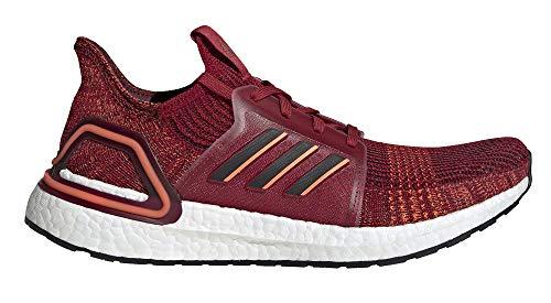 adidas Ultraboost 19 M - Zapatillas de running para hombre, color rojo, color Rojo, talla 41 1/3 EU