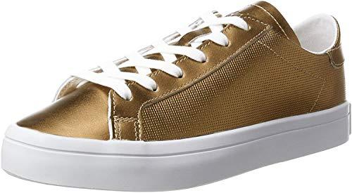 Adidas Court Vantage Mujer Zapatillas Gold