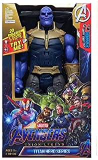 Super Hero Toys Avenge Figures for Kids Birthday Gift By PRIME TECH ™ (Thanos)