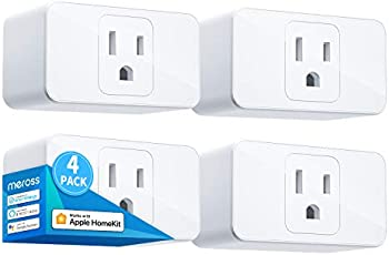 4-Pack Meross Mini Smart Plug