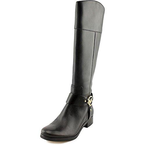 Michael Michael Kors Fulton Harness Boot Women US 6 Black