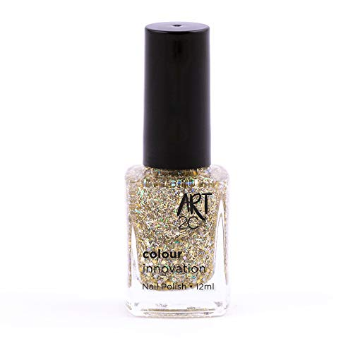 Art 2C - Esmalte de uñas de tonos innovadores, 96 colores, 12 ml, color: Lady-killer (719)