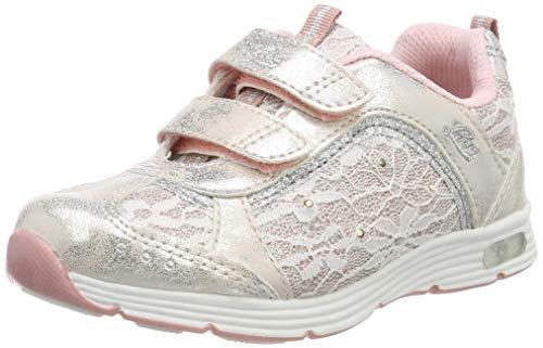 Lico Mädchen Rose V Blinky Sneaker, Pink (Rosa), 31 EU