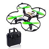 NONGLAN Aviones RC DIY Drone 0,3 MP Cámara De WiFi FPV Altitud Hold Sin Cabeza Modo De Entrenamiento para La Educación RC Aviones No Tripulados Juguete Quadcopter