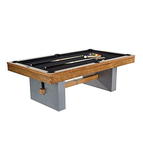 Barrington Urban Professional Billiard Pool Table, Full Set with...