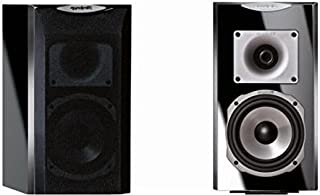Quadral Platinum M20 60W Negro Altavoz - Altavoces (De 2 vías, 2.0 Canales, Alámbrico, 60 W, 40-50000 Hz, Negro)