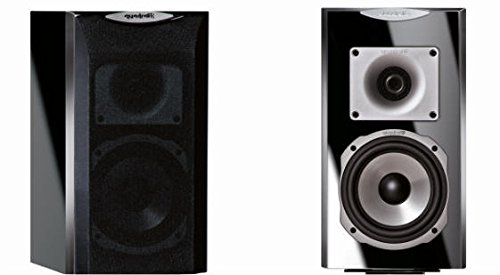 Quadral Regal-Lautsprecher Platinum M20 schwarz Pianolack (Paar)