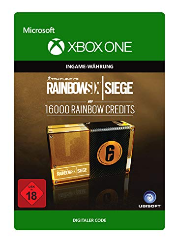 Tom Clancy's Rainbow Six Siege Currency pack 16000 Rainbow credits | Xbox One - Download Code