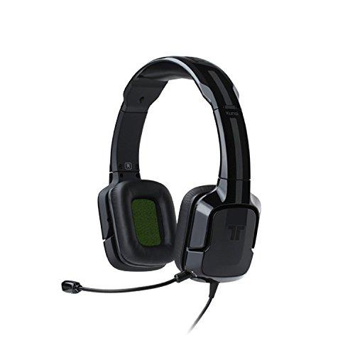 Tritton Kunai Binaural Kopfband Schwarz - Headsets (Spielekonsole, Binaural, Kopfband, Schwarz, Xbox One, Verkabelt)