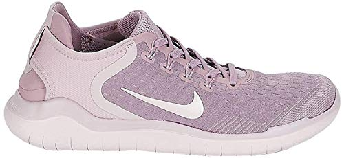 Nike Women's Free RN 2018 Running Shoe (6 M US, Elemental Rose/Gunsmoke/Particle Rose)