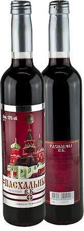 Wein rot 0,50L 13,0% Kagor Pashalnij lieblich
