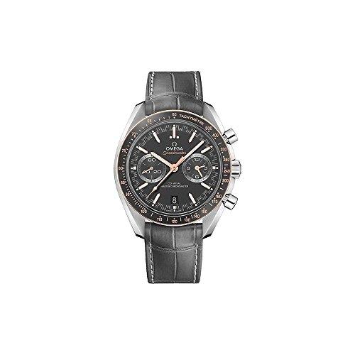Omega Speedmaster Racing Chronograph Automatik graues Zifferblatt Herrenuhr 329.23.44.51.06.001