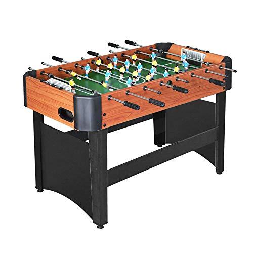 SYCHONG Puzzle Table Kicker-Spiel, Standardgröße Spaß, Multi Person Tischfußball Erwachsene, Familien, Freizeit Foosball Spiele, Geeignet Für Kinder Und Erwachsene