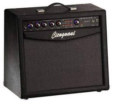 Cicognani Imperium C50 - Amplificador de válvula Combo para guitarra