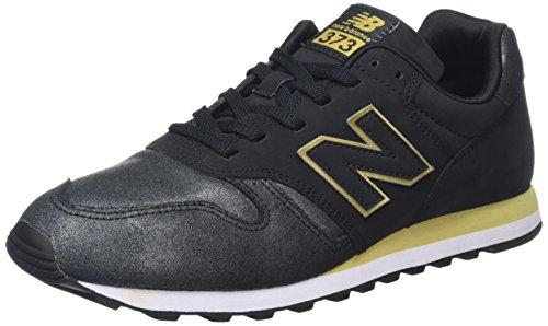 New Balance New Balance Damen Wl373ng-373 Laufschuhe, Schwarz (Black 001Black 001), Gr. 39 EU