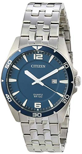 Relógio Analógico, Citizen, Masculino, TZ31463F, Preta