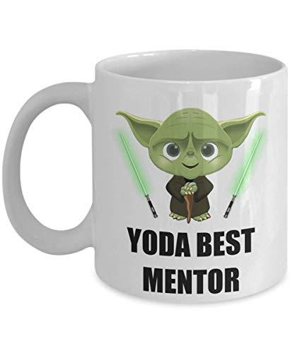 Yoda Best Mentor Mug