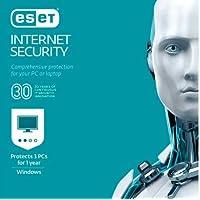 ESET Internet Security 2019 - 3 PCs (Product Key Card) Deals