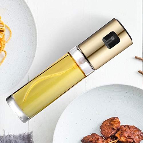 HKHJN Olie verstuiver spray fles geolied barbecue grill fondue pot kookgerei keukengerei keukenmessen ABS pomp olijven