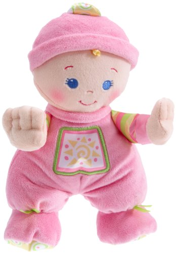 Fisher Price Baby Doll Brilliant Basics Mi Primera Muñeca
