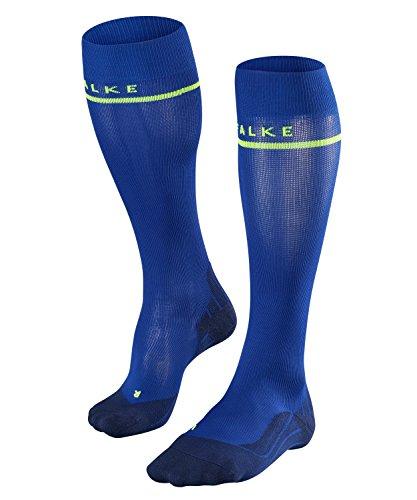 FALKE - Running in Blau (Athletic Blue 6451), Größe 43-46 W4 (UK 8.5-11 Ι US 9.5-12)