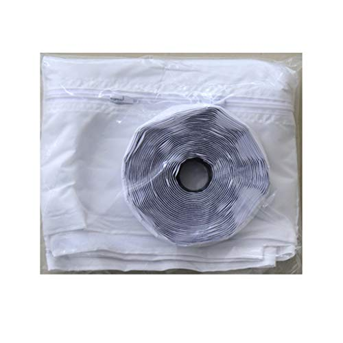 Airconditioning reinigingsdoek voor airconditioning, draagbaar, voorruitbescherming voor ramen, universeel