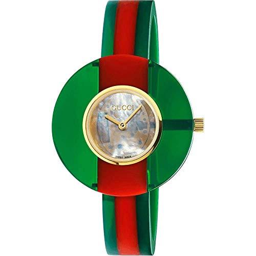 Gucci Vintage Web Armbanduhr, 35 mm, YA143403