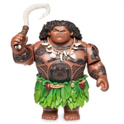Offizielle Disney Maui Singing Figur, Moana