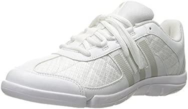 adidas Women's Shoes | Triple Cheer Cross-Trainer, White/Sharp Grey/Light Grey, (8 M US)