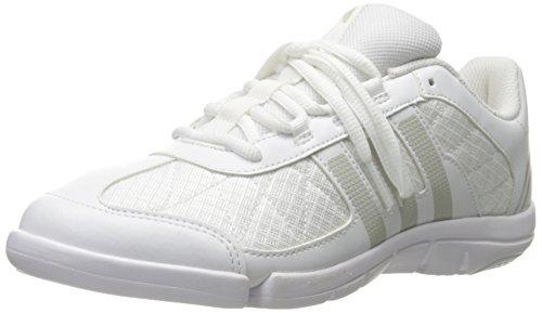 adidas Women's Shoes | Triple Cheer Cross-Trainer, White/Sharp Grey/Light Grey, (6.5 M US)