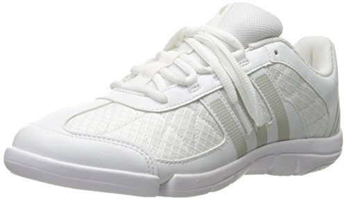 adidas Women's Shoes | Triple Cheer Cross-Trainer, White/Sharp Grey/Light Grey, (7.5 M US)