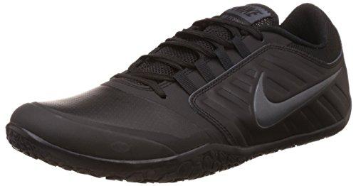 Nike Air Pernix, Scarpe da Fitness Uomo, Nero/Grigio Metallizzato (Black Mtlc Hematite Anthracite), 38.5 EU
