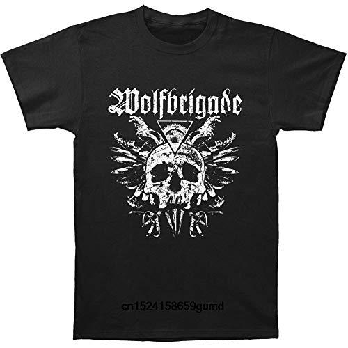 Funny Men t Shirt Novelty Tshirt Wolfbrigade Sweden T-Shirt