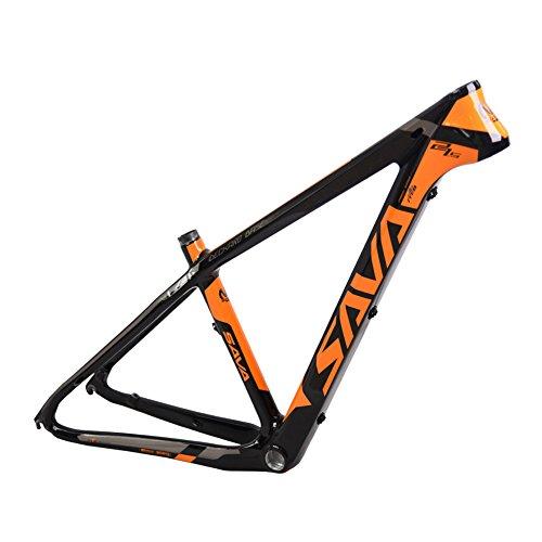 SAVADECK Carbon Bike Frame Full T800 Carbon Fiber MTB BSA Lightweight...