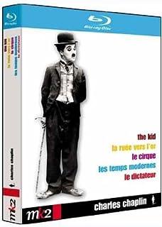 Chaplin - Coffret 5 Blu-ray Discs + 5 DVD bonus [Blu-ray] (B003UC4R7M) | Amazon price tracker / tracking, Amazon price history charts, Amazon price watches, Amazon price drop alerts