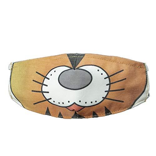 MI HIJA Y YO Pack de 3 Unidades de Máscaras Infantiles, Decoradas con