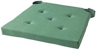 Ikea 2- Pack Chair pad, green 2028.21414.1010