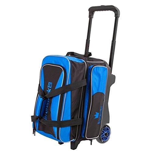 Brunswick CROWN DOUBLE Roller Bowling Bag–viele Farben erhältlich, königsblau