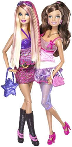 Barbie Fashionistas Sassy und Sweetie