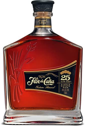 4. Ron Flor de Caña 25 años Premium