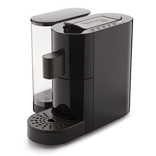 Starbucks Verismo System, Coffee and Espresso Single Serve Brewer, Black