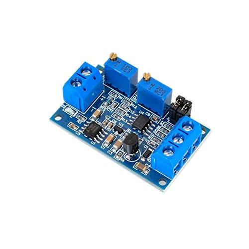 Módulo de corriente a voltaje 0-20mA / 4-20mA a 0-3.3V / 0-5V / 0-10V Módulo de convertidor de señal de transmisor de voltaje