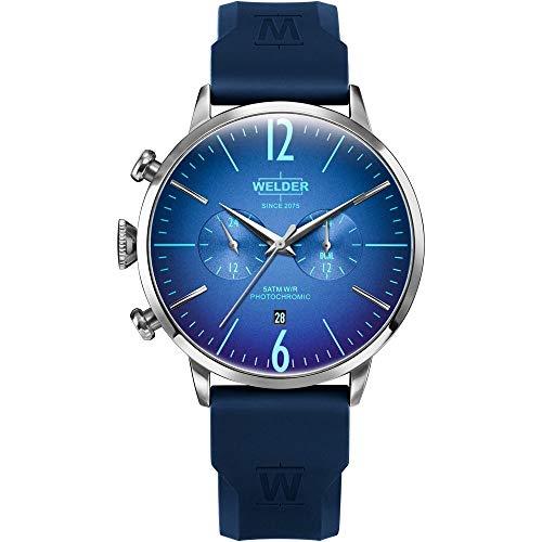 WELDER Relojes de Pulsera para Hombres 8431242961071
