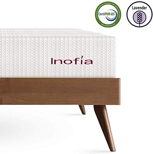 Inofia Matratze 140x200 Memory Foam Matratze...