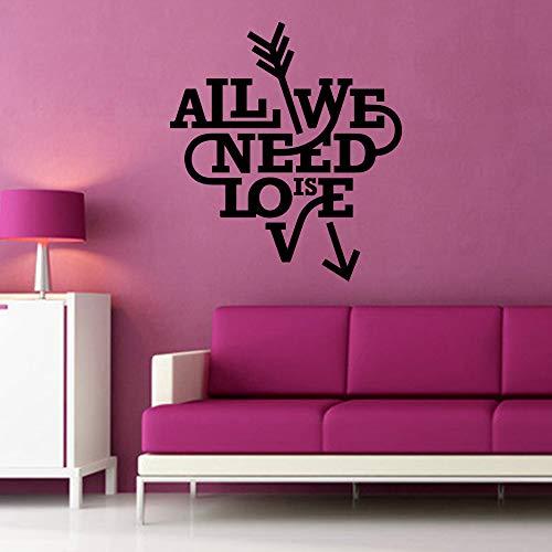 Wandtattoo Kinderzimmer Wandtattoo Wohnzimmer Klassische Liebe Aron Heimtextilien Dekorativ Für Kinderzimmer Wohnkultur Bett Room Decor