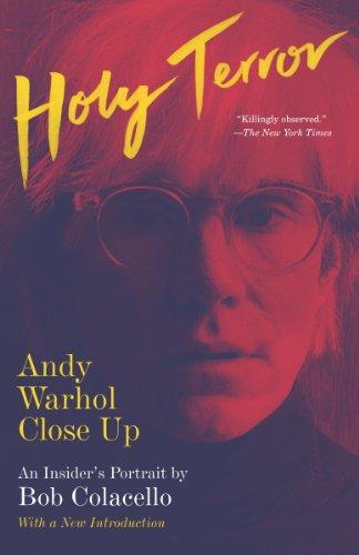 Holy Terror: Andy Warhol Close Up (English Edition)