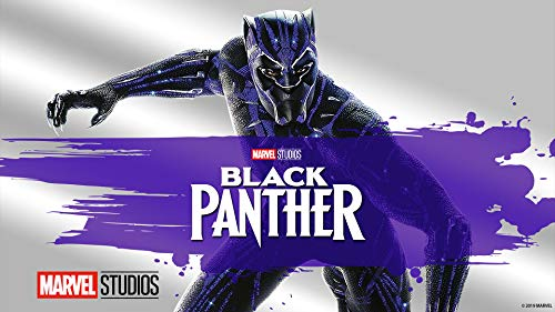 Black Panther (2018) (4K UHD)